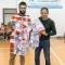 31-03-2015: #CMVolley - Isolresine Edilizie ASEM, presentate le maglie per la Final4 di Coppa Puglia col logo #Bariperbene