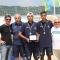 08-08-2016: #tdrbeach2016 Buon 5o posto per la Puglia maschile al TDR Beach 2016