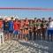 09-08-2016: #beabeacher - Mirto-Tarulli (F) e Alabrese-Buccoliero (M) campioni regionali U19 di Beach Volley