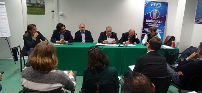 26-11-2015: #fipavpuglia - Arbitri e volley, il punto della situazione in Puglia con il responsabile nazionale De Luca
