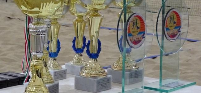 17-05-2017: #apuliacup - Le coppie in corsa per la conquista dell'Apulia Cup Indoor domenica a Taranto