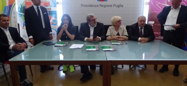 30-05-2016: Presentati gli eventi di volley del 2016 in Puglia