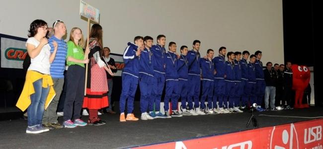 17-05-2017: #fngcraiu19M - Finali Giovanili CRAI U19M, 5° posto per la Materdominivolley.it Castellana Grotte