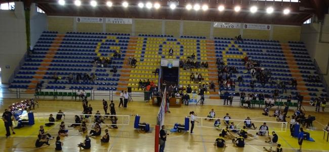 24-05-2017: #svtricolore - Giornata di festa e Sitting Volley a Gioia del Colle con il campionato italiano