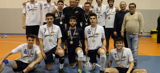 24-04-2018: #fipavpuglia - Materdominivolley.it Castellana Grotte campione regionale U20M