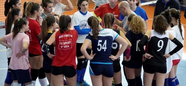 13-04-2019: #fipavpuglia - Lunedì a Castellana Grotte il RegionalDay femminile. Impegnate più di 50 giovani promesse del volley femminile di Puglia.