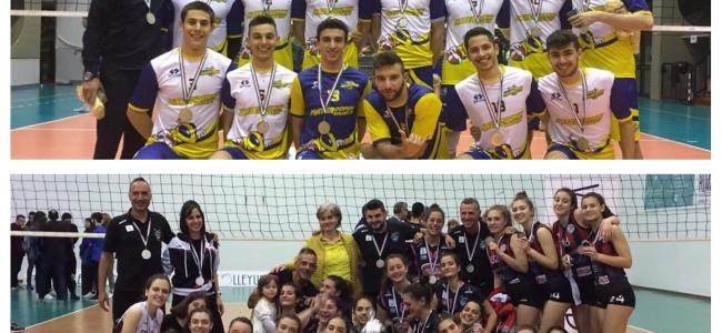 27-05-2019: #fipavpuglia - Materdomini Castellana e Cuore di Mamma Cutrofiano campioni regionali U18M e U18F