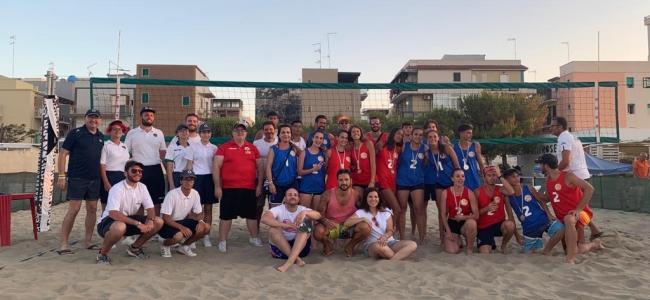 05-07-2019: #fipavpuglia - Trofeo dei territori di beach volley: una prima edizione che fa ben sperare per il beach volley pugliese