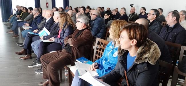 05-02-2020: #fipavpuglia - Dalla società alla nazionale giovanile, la giornata di aggiornamento di tecnici e dirigenti pugliesi