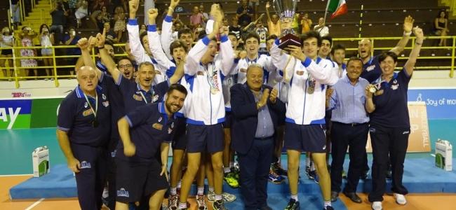 15-11-2017: #eurovolleyu18m - Il cammino degli azzurrini verso l'Europeo U18 passerà da Martina Franca