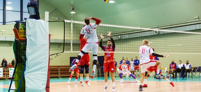 12-02-2020: #BMVolley - La M2G Group Bari batte Civita Castellana e si qualifica alla Final Four di Coppa Italia