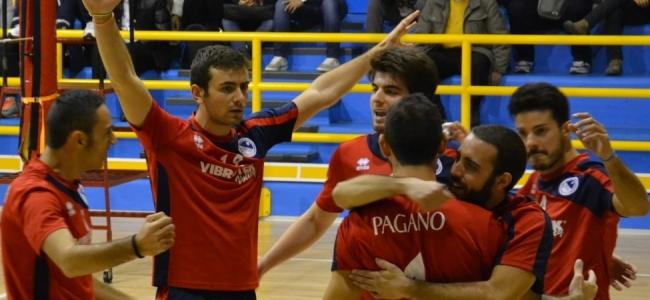 29-03-2015: #CMVolley - Vibrotek Volley, inarrestabile contro Ruffano