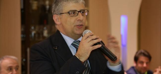 08-01-2017: Paolo Indiveri saluta il CT FIPAV Lecce e propone la sua candidatura per il CR FIPAV Puglia