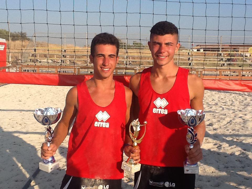 Fuentes-Bartuccio campioni regionali U20